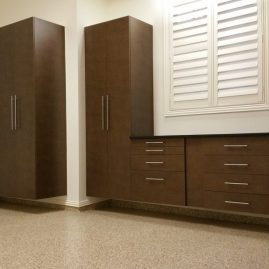 Fresno Garage Cabinet Systems