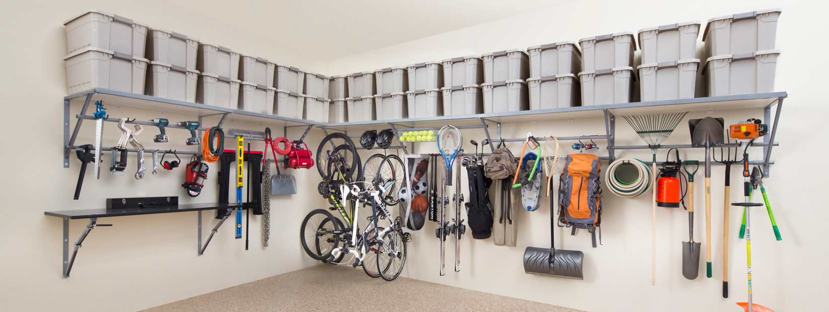 Garage Shelving Fresno